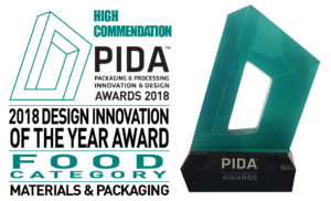 HIGH COMMENDATION AWARDED TO GRAPE N' GO @ THE 2018 PIDA AWARDS